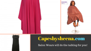 Online Salon Apparels